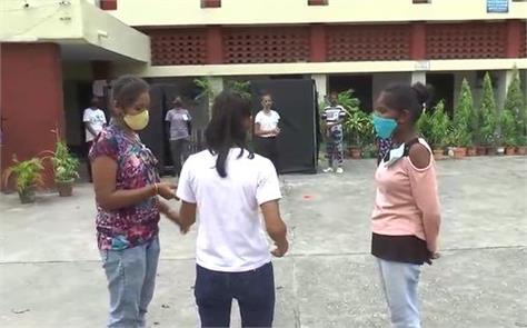 women police constable exam exam centers built more than 250 km away